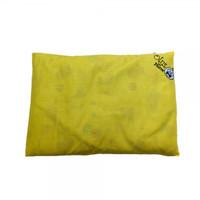 Olus Pillow Bantal Kulit Kacang Hijau - Yellow