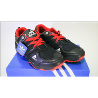 sepatu Gunung ADIDAS AX2 Hitam Merah Grade / SPORT / GYM / LARI /