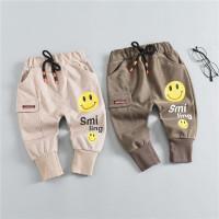 New Celana Anak Laki-laki Print Musim Gugur Fashion Kasual Pants