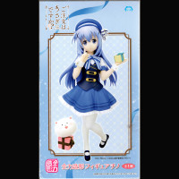 PVC Figure System Service Kafuu Chino Ghociusa Is the Order a Rabbit?