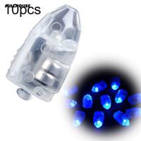 10 / 50Pcs Lampu Balon LED Terang untuk Dekorasi Pesta Ulang Tahun