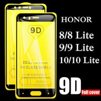 9D Tempered Glass Honor Note 6X 7x V8 8X V9 V10 8 9 9X 10 X10 30 Pro