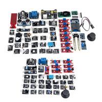 45 IN 1/37 IN 1 Sensor Modul Starter Kit Set Untuk Arduino