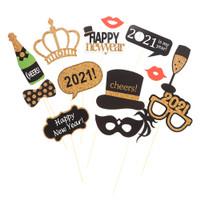 Aksesoris Alat Peraga Photo Booth Untuk Dekorasi Pesta Ulang Tahun