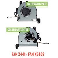 Cooling Fan Asus X441B X441BA HSF Heatsink Kipas Original