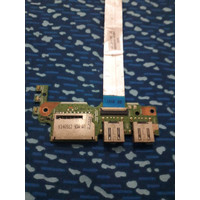 USB Port Audio Jack Asus X455L X455LA IO Board Daughterboard