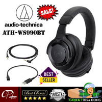 Audio Technica ATH-WS990BT Solid Bass Wireless & Noice Canceling