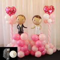 Yann 4 / 55Pcs Dekorasi Pesta Ulang Tahun / Pernikahan / Baby Shower