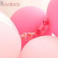 2Pcs Balon Transparan untuk Dekorasi Pesta Ulang Tahun / Festival