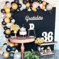 113pcs Balon Untuk Dekorasi Pesta Ulang Tahun/Pernikahan