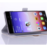 5 Colors With View Window Case For Lenovo Vibe K 6 K6 Power K6Power 5.