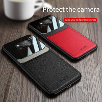 Xiaomi Mi 10T Pro Note 10 Lite Poco X3 NFC Case Luxury Retro Leather