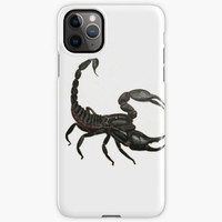 Casing Iphone 11 12 X XR XS Pro Max Asian Forest Scorpion 304190