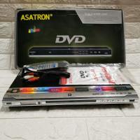 ASATRON DVD PLAYER 3660RN USB JACK RIPPING KARAOKE MIC INPUT