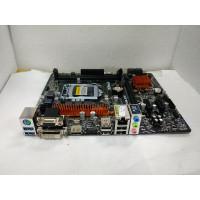 Mainboard Asrock H110M-Dvs / Hdv Socket 1151 Ddr4