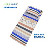 Un TERMURAH Gratis Bantal Sleep Max Traveling Matrass Matrass Lipat Ic