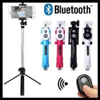 Unik Ready Stock Tongsis Bluetooth 3In1 Remote Murah Bisa Berdiri