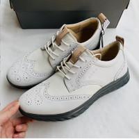 HOT SALE Golf shoes men golf shoes leather sports shoes