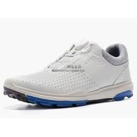 HOT SALE Women Men Waterproof Golf Shoes Unisex Genuine Leather Boots