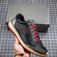 HOT SALE Brand Genuine Leather Golf Shoes for Men Comfortable Classic