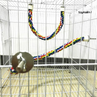 Tua Tm Mainan Ayunan Gantung Untuk Kandang Burung Kakak
