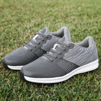 HOT SALE Golf Shoes for Men Waterproof Outdoor Golf Training Sneakers