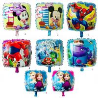 1 pcs Mickey princess Mouse foil Balon n dekorasi Pesta Ulang Tahun