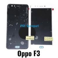 Original OEM LCD Touchscreen Fullset Oppo F3 - CPH1609 - Hitam