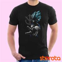 Vegeta Blue Big Bang Dragon Ball Z Kaos T-Shirt All Warna