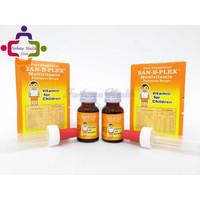 San B Plex Drops 15 ml / Vitamin & Penambah Nafsu Makan Bayi & Anak