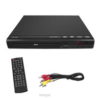 HD 1080P Home For TV All Region Free USB Compatible DVD Player