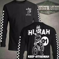 kaos baju kaos lengan panjang islam hijrah 0609