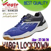 Buruan order Sepatu badminton Eagle art Ranger size 37 38 saja Stock