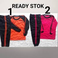 Stelan baju Olahraga anak Tk Paud Seragaman Limited