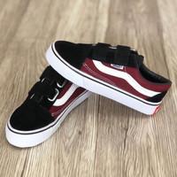 Sepatu anak vans clasic kreket sekolah tk sd smp cowok cewek import