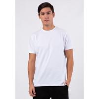 The Executive Basic Round Neck T-Shirt 1-TSIBSC519O044 White
