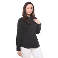 The Executive Basic Shirt 5-BLWBSC501O004 Black