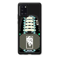 Casing Samsung Galaxy A31 Vans SHoes Aztec Pattern BLACK J0209