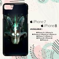 Casing iPhone 8 Dota 2 Juggernaut Arcana L3124