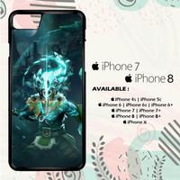 Casing iPhone 8 Dota 2 Juggernaut Arcana L2853