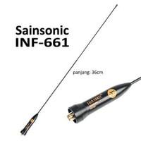Antena INF-661 Original HT Baofeng GT-3 GT-3TP GT3 Diskon