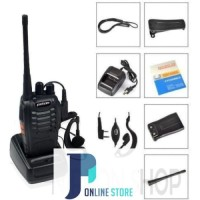 HT PXTON PX-888S USA Radio UHF Walkie Talkie Bukan Baoe QQXS