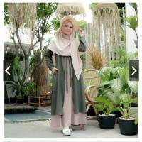 Mufida Dress Gamis Muslim