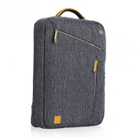 GEARMAX GM4902 15.6 - 17 Inch Laptop Backpack Travel Bag - Grey