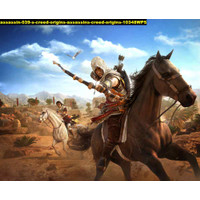 Poster assassin creed origins assassins 10348 90x73 PET