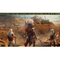Poster assassin creed origins assassins hidden ones dlc 12423 90x51