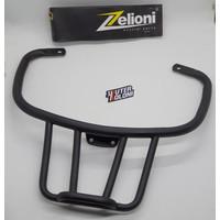 Zelioni Rear Rack Back Rack Original Black Vespa Sprint QQXS