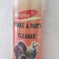 BRAKE & PARTS CLEANER ZONE 500 ML( PEMBERSIH PIRINGAN REM) Berkualitas
