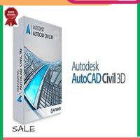 Software Autodesk Autocad Civill 3D 2017 Sp1.1 Fullversion Lifetime
