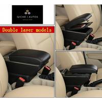 Console Box Mobilio - Armrest Arm Rest All New Brio Satya BRV BR-V